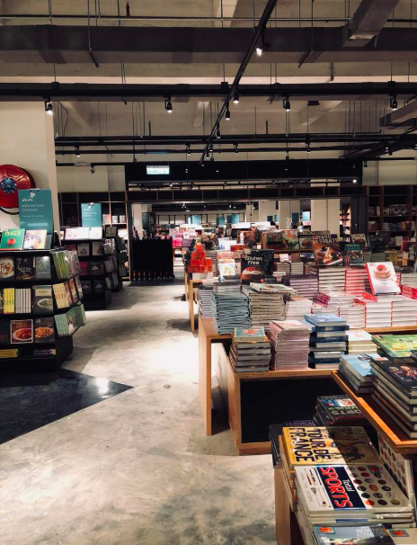 Malaysia S First 24 Hour Bookstore Is Now Open And It S The Biggest