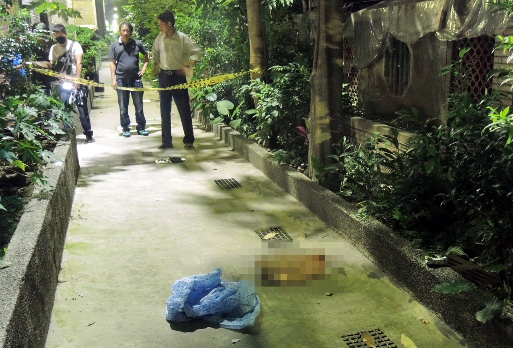 Police found another bag containing Huang's body on 30 May.