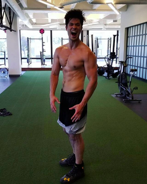 Image from Instagram @rossbutler