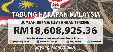 Image from Twitter @MOFmalaysia