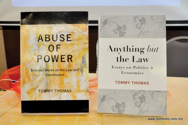 Image result for tommy thomas attorney general's book
