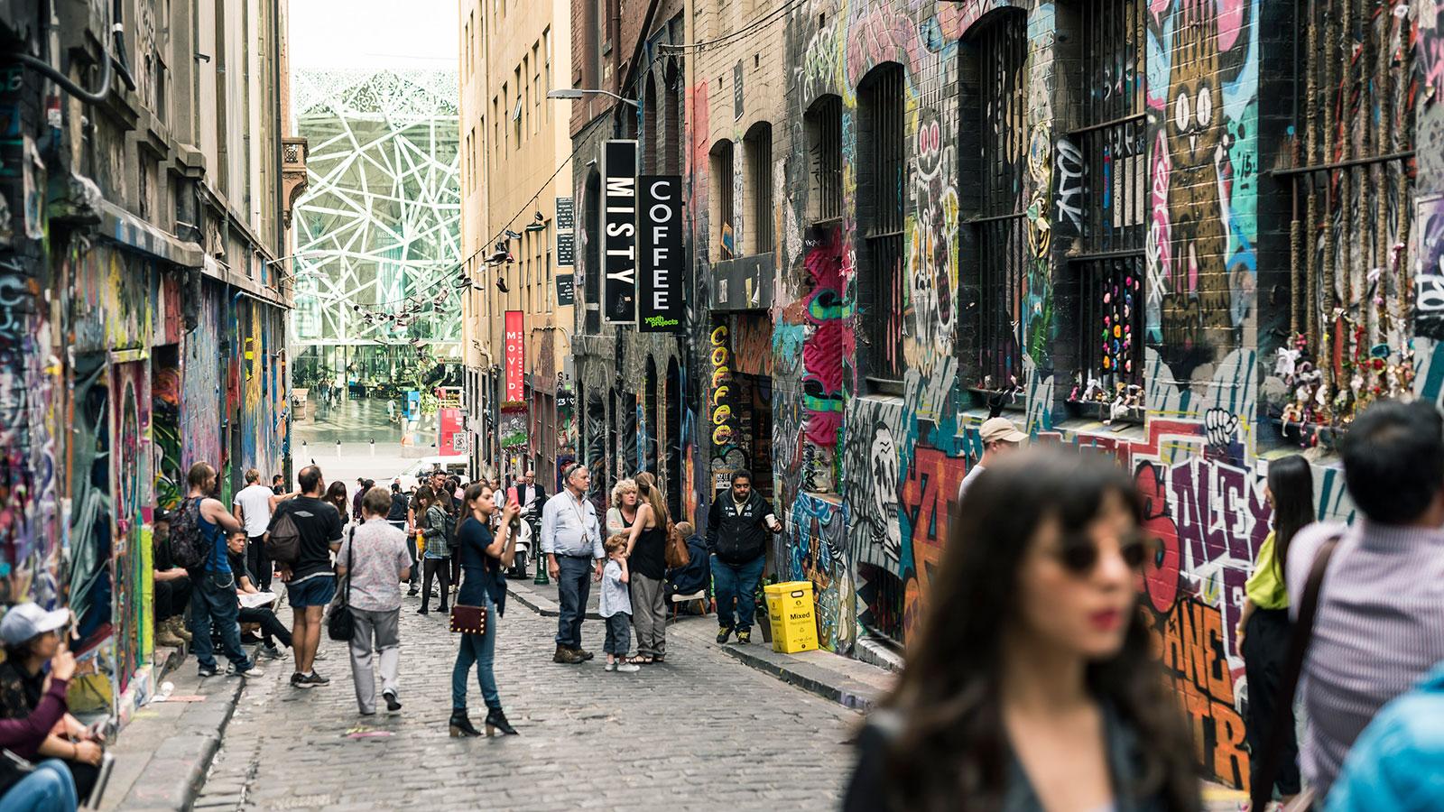 Image from Visit Melbourne