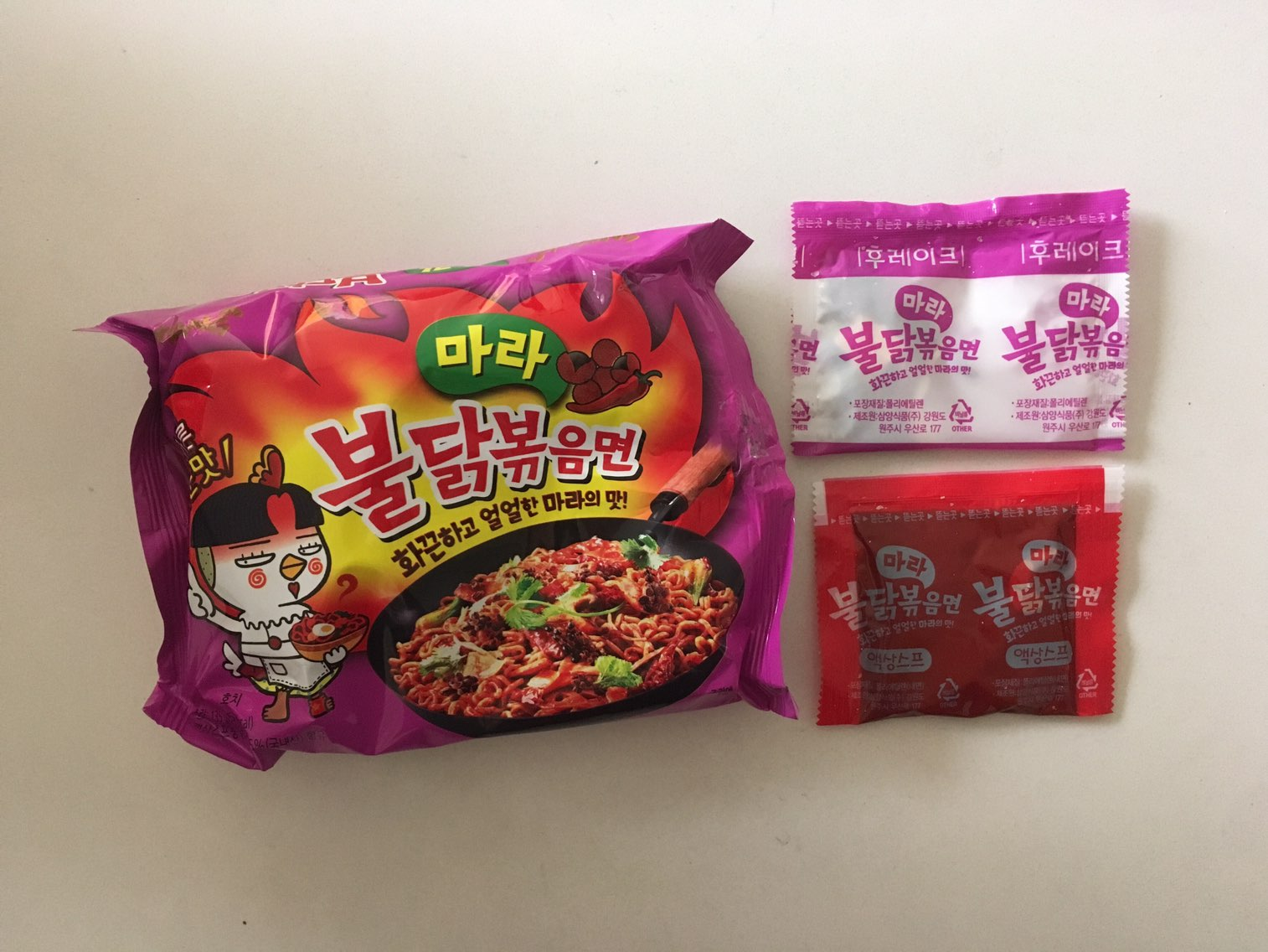9 Pedas Gila Samyang Noodle Flavours To Try If Youre Already Jjajang Image From Korea Daily Us