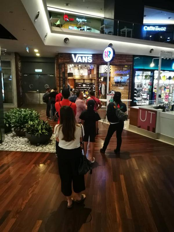 vans boutique in kl