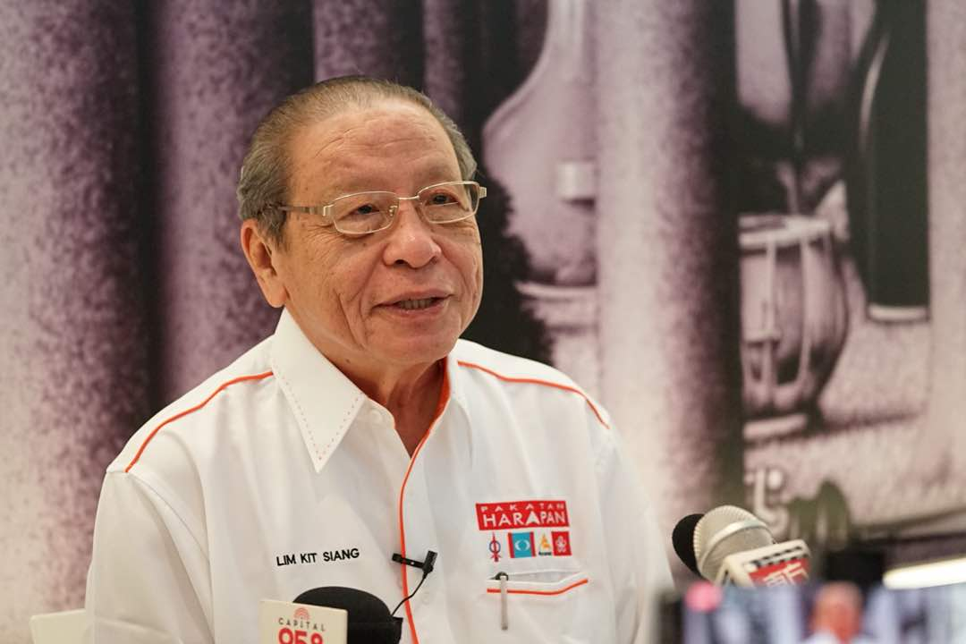 Image result for images of lim kit siang