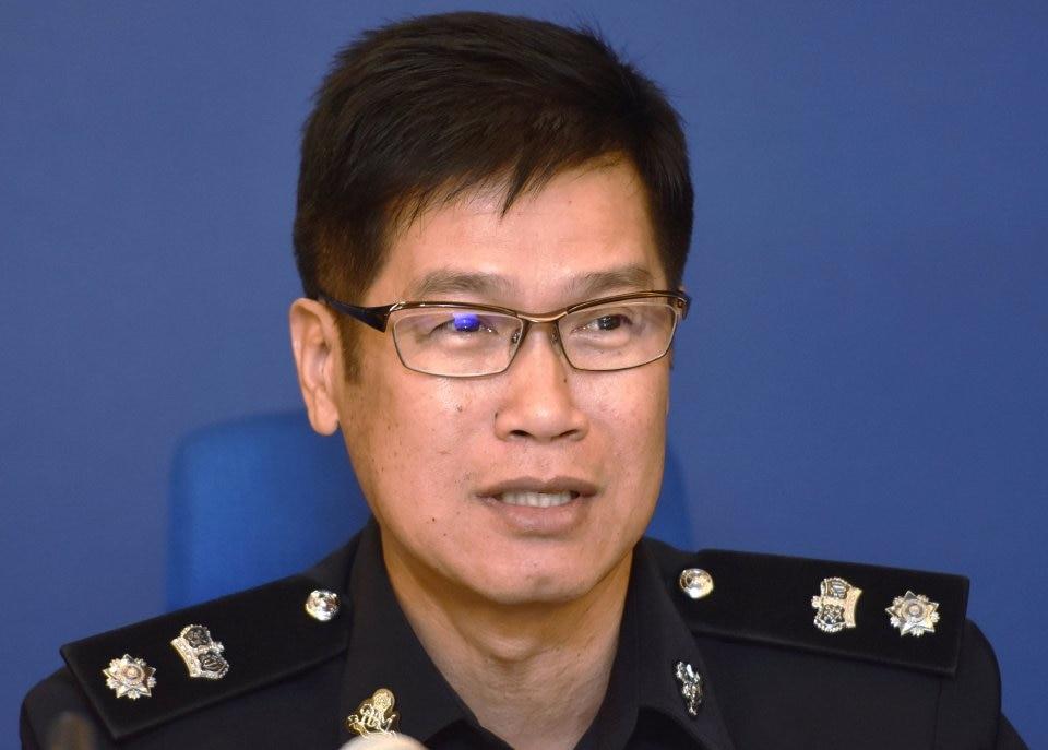North Klang district police chief ACP Mazelan Paijan