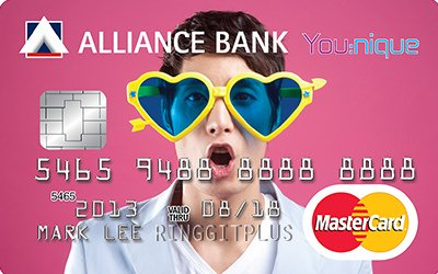 Image from Alliance Bank
