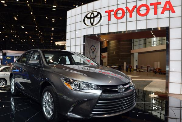 Toyota to acquire $1 billion Grab stake in ride-hailing push