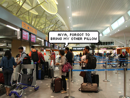 Image from KLIA