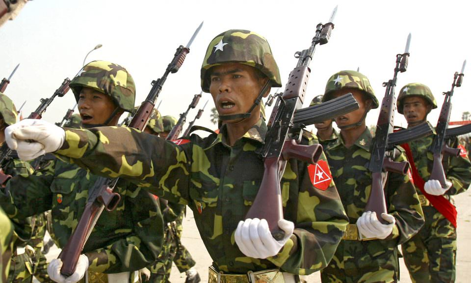 The Tatmadaw