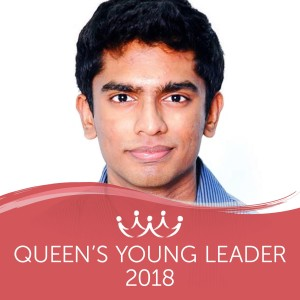 Image from Queen's Young Leaders