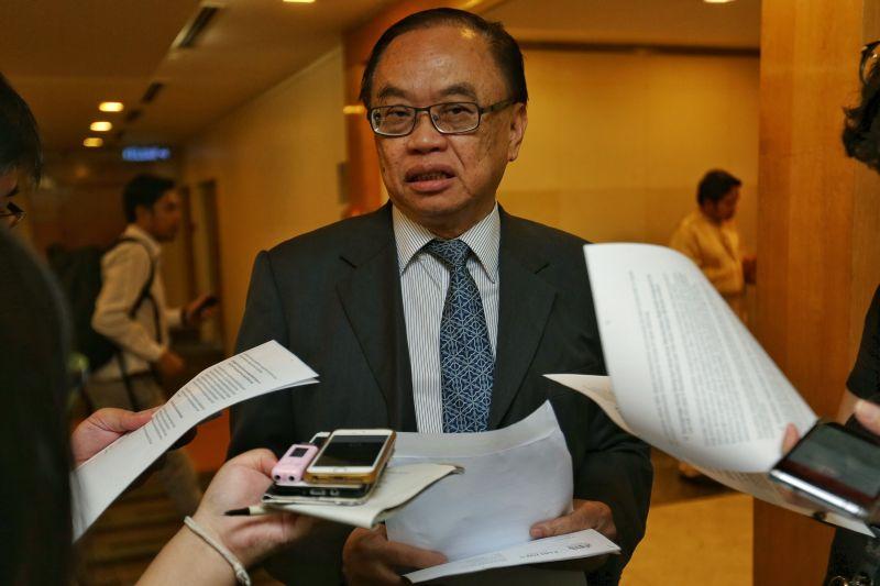 Fong Kui Lun, the incumbent MP for Bukit Bintang and the DAP treasurer.