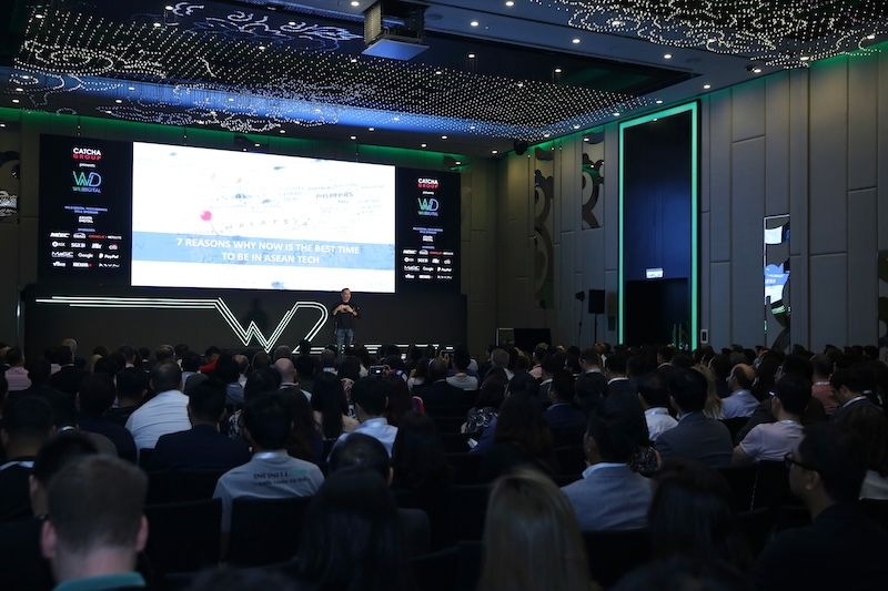 Wild Digital Asia's conference last year.
