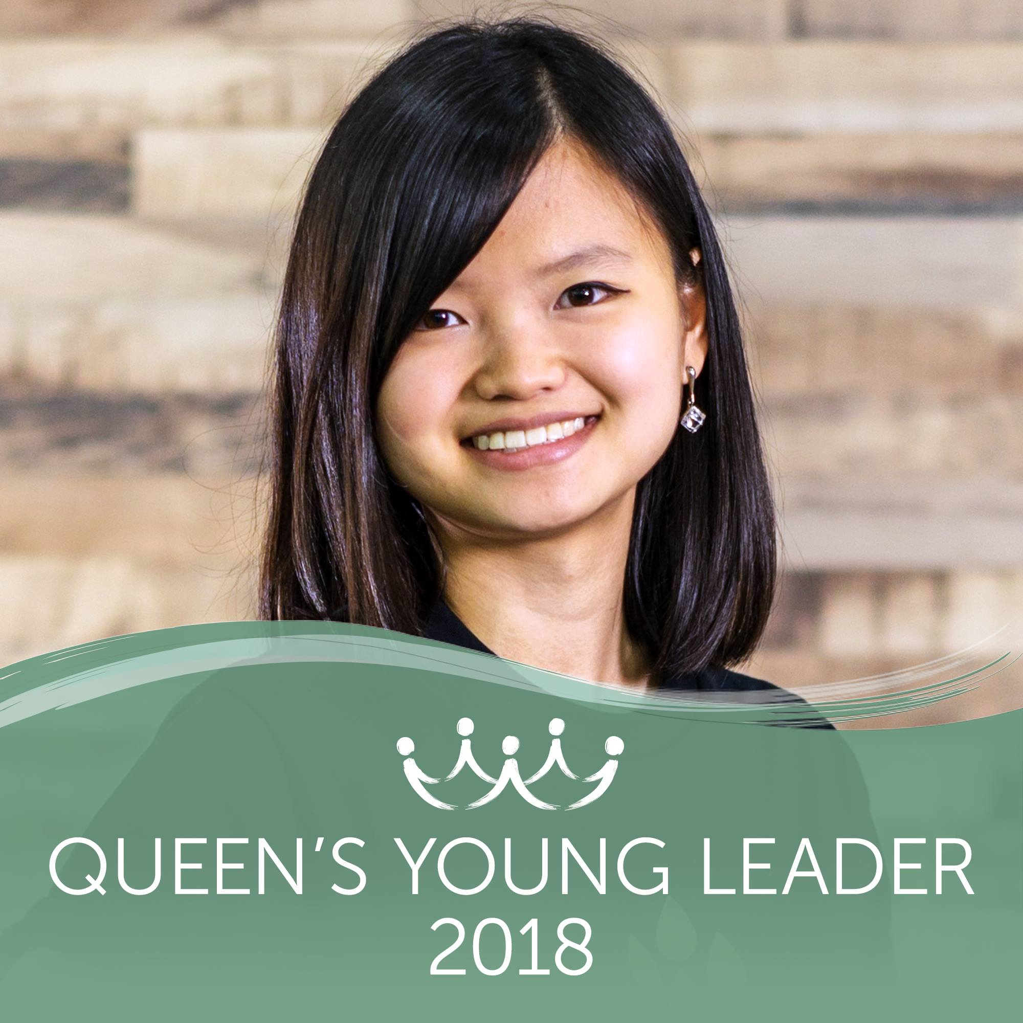 Image from Queens Young Leaders