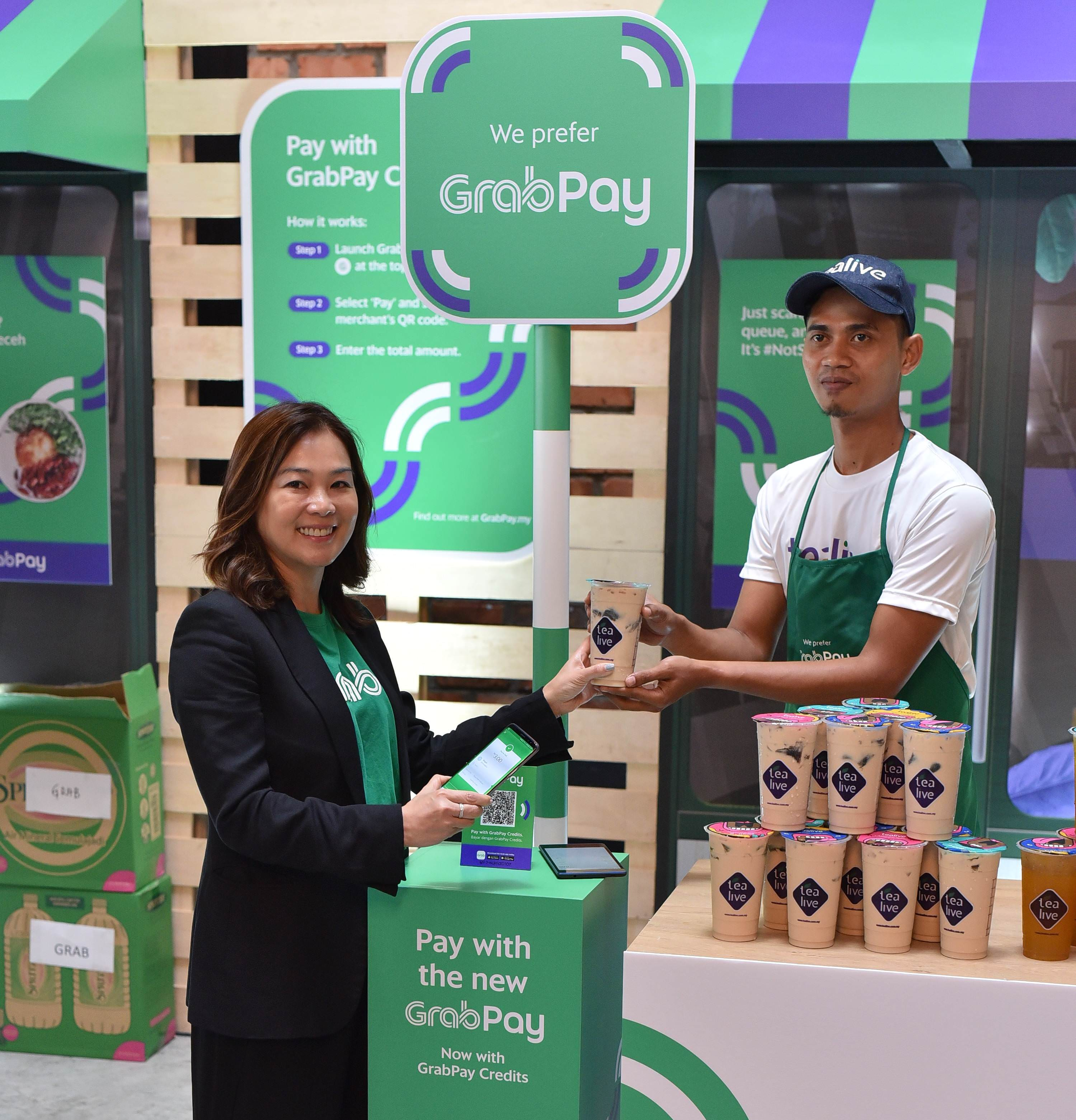 Ooi Huey Tyng, managing director of GrabPay Malaysia, Singapore, and the Philippines.