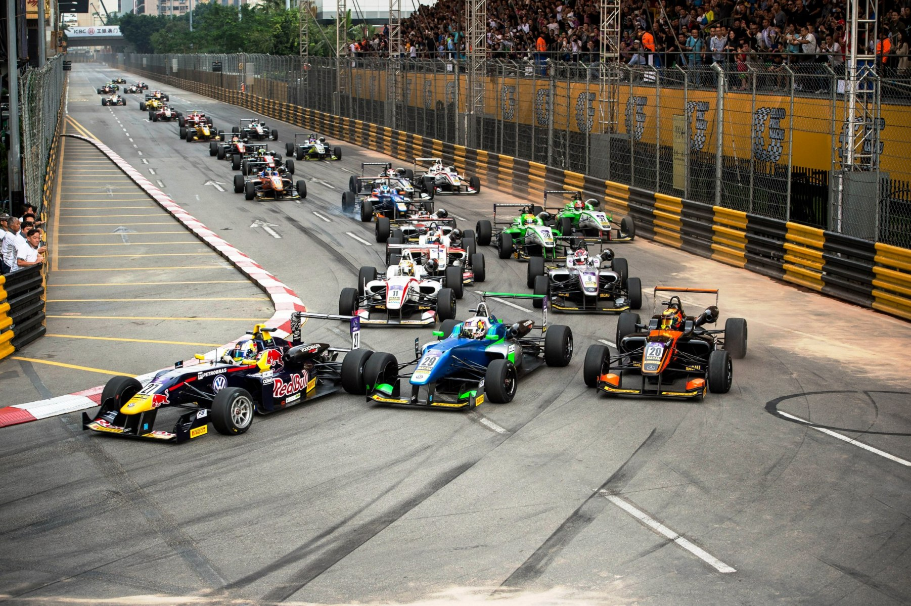Image from Macao Grand Prix