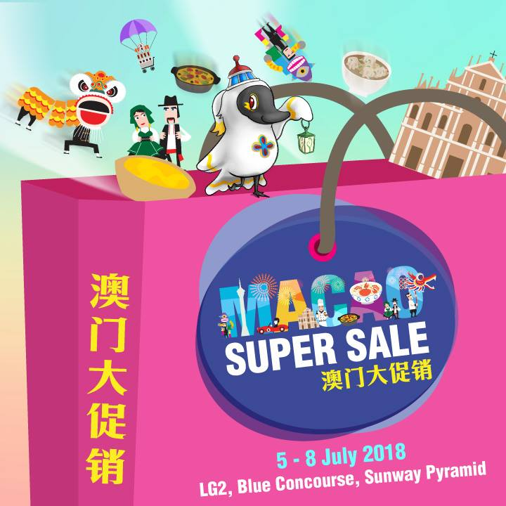 Image from Macao Tourism Malaysia (Facebook)