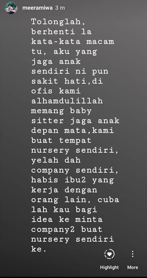 Image from Instagram @meeramiwa