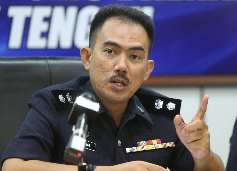 Perak Tengah OCPD Superintendent Mohamad Zainal Abdullah