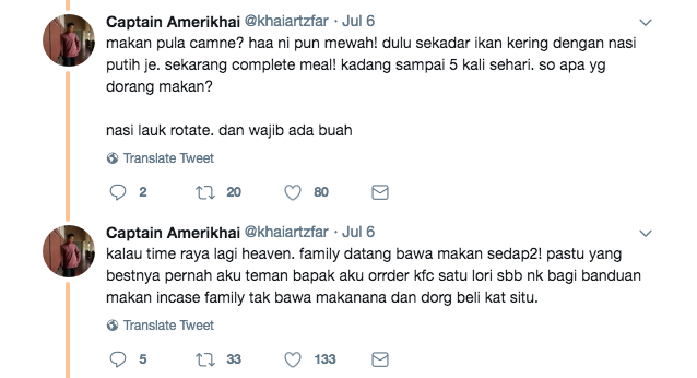 Image from Twitter @khaiartzfar