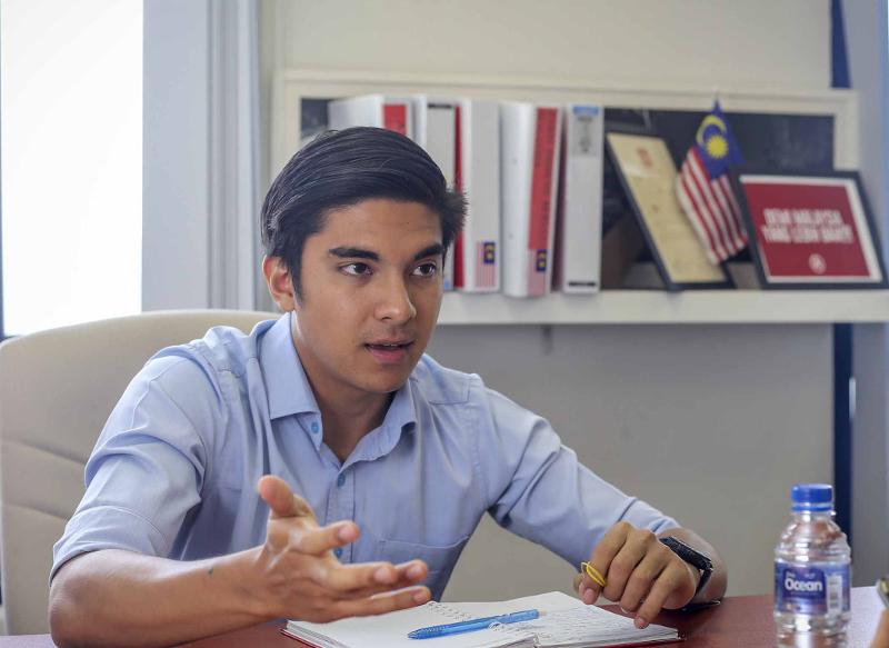 Image from Firdaus Latif/Malay Mail