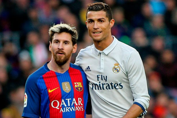 Ryan Giggs insists C.Ronaldo moved to Juventus because of Lionel Messi