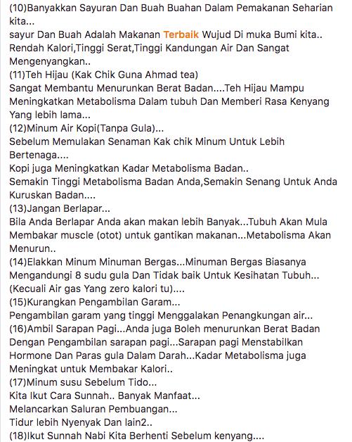 Image from Siti Rohayatul Husni Moktar / Facebook