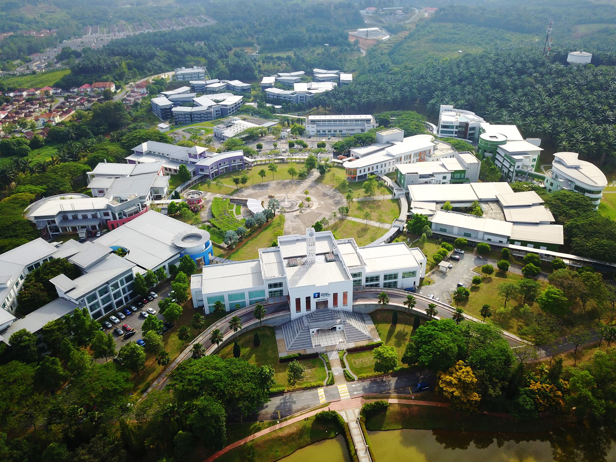 Image from University of Nottingham Malaysia Campus / Facebook
