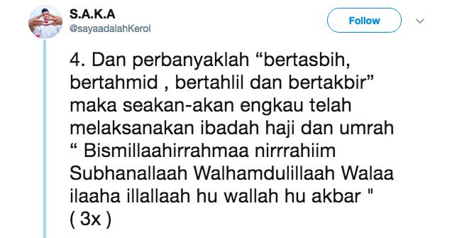 Image from Twitter @sayaadalahKerol