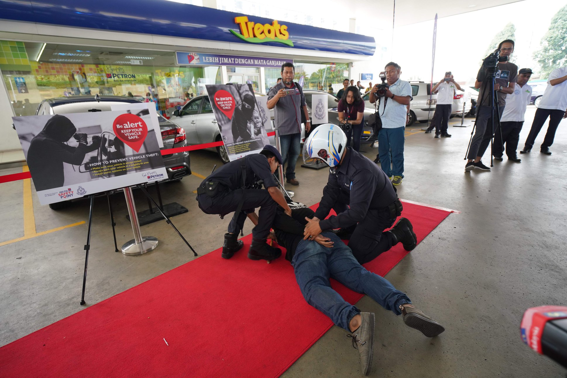 Image from Petron Malaysia