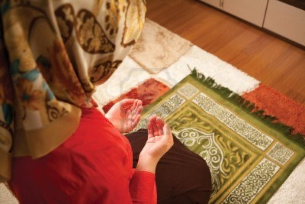 Image from The Ideal Muslimah