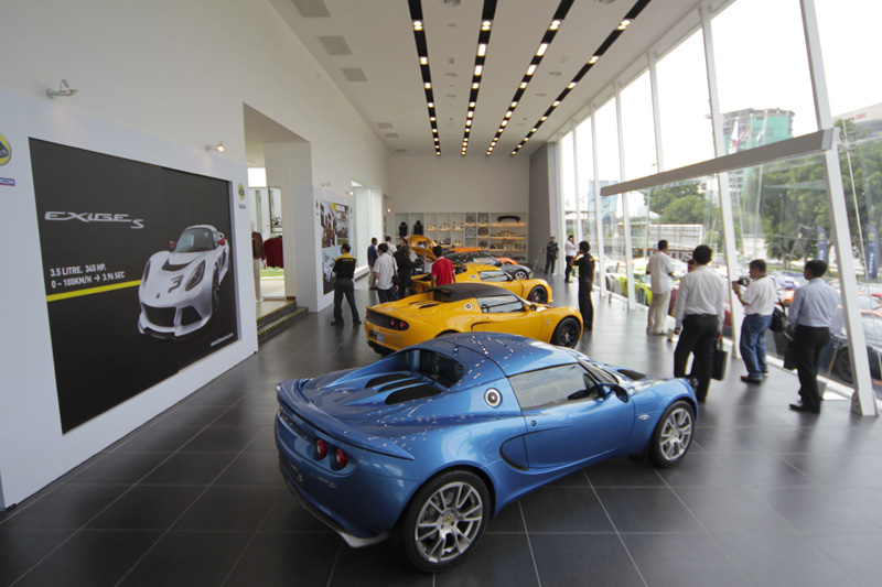 Image from Lotus Cars