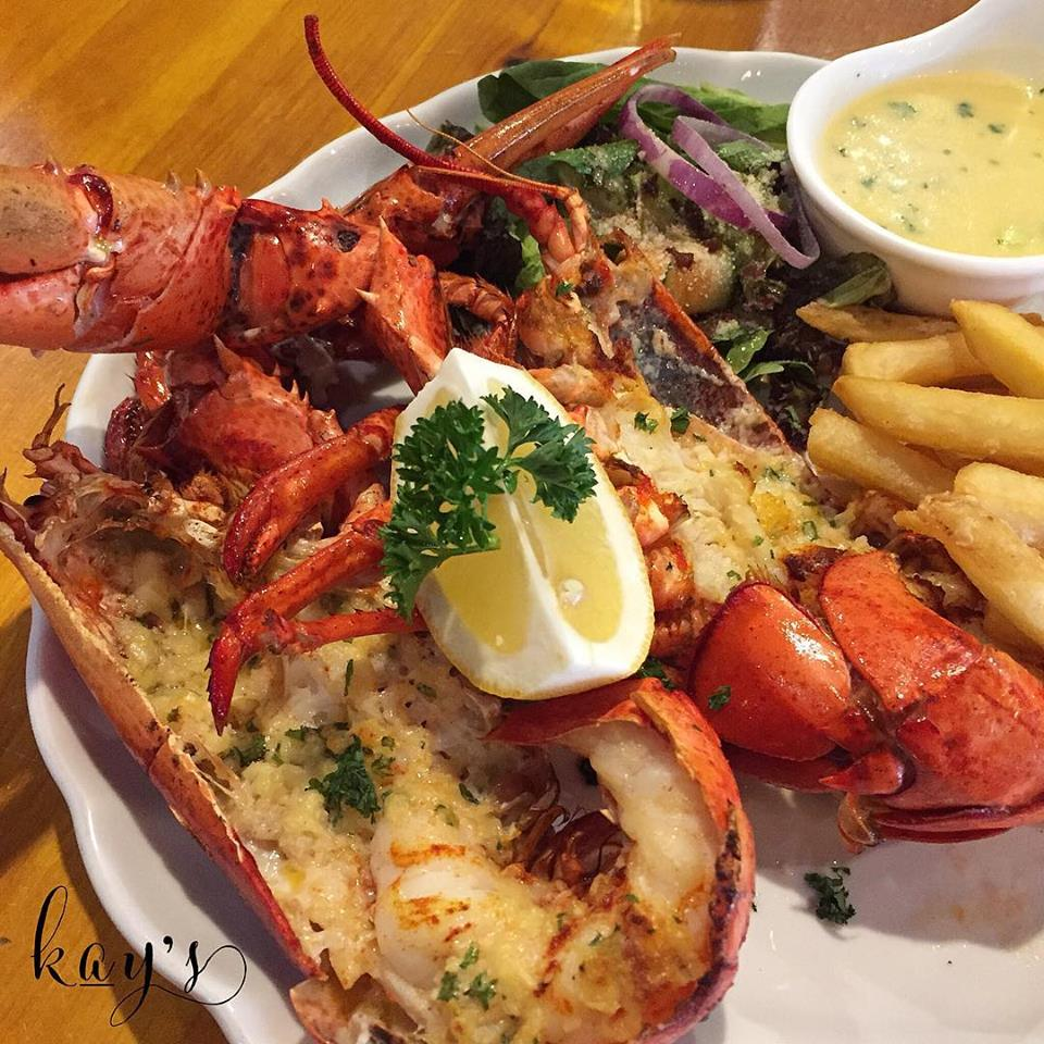 Image from Kay's Steak & Lobster