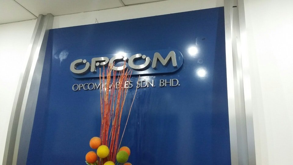 Opcom Cables Sdn Bhd, a subsidiary of Opcom Holdings Bhd.