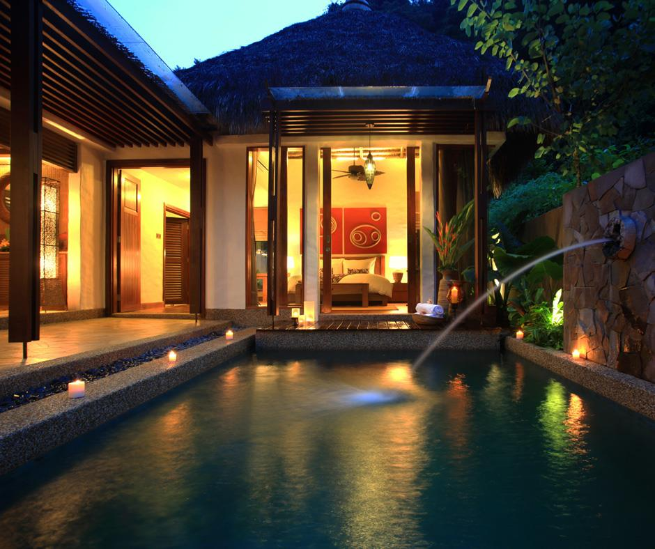 Image from The Banjaran Hotsprings Retreat