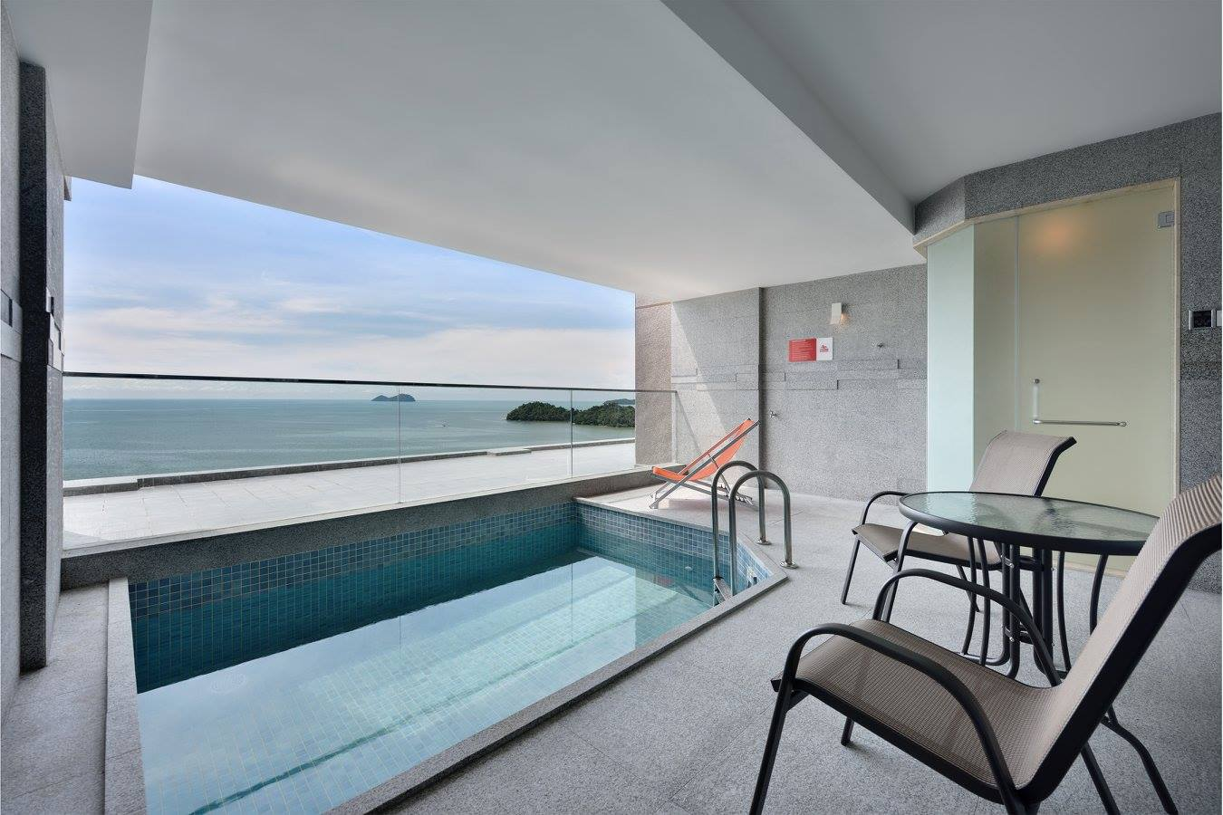 Image from Lexis Suites Penang