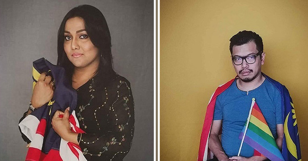 Portraits of LGBT activists Nisha Ayub and Pang Khee Teik were removed from the George Town Festival exhibition in Penang last week.