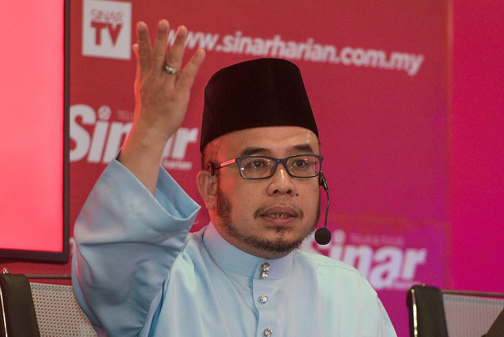 Perlis Mufti Datuk Mohd Asri Zainul Abidin