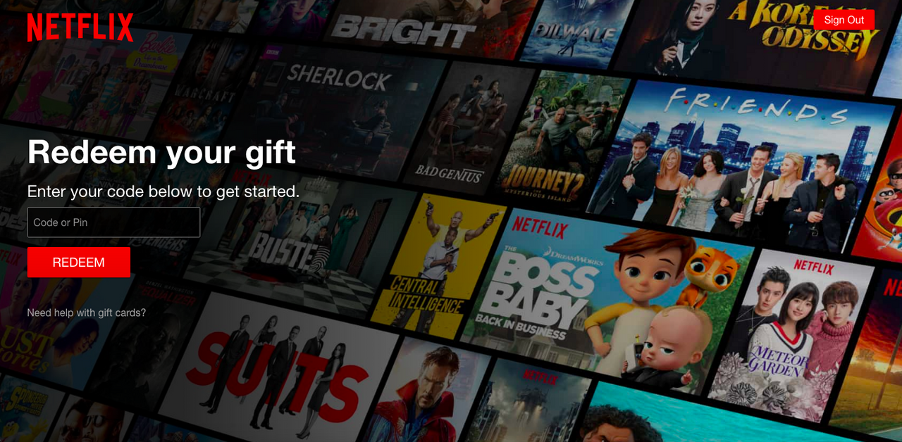 Image from Netflix / SAYS