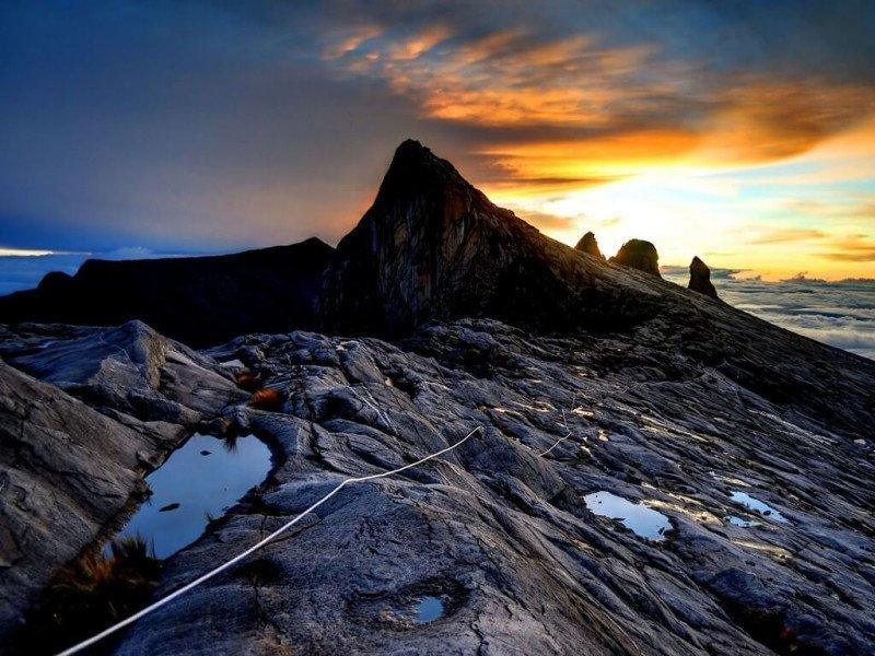 Mount Kinabalu: Climbing the Highest Mountain in Southeast