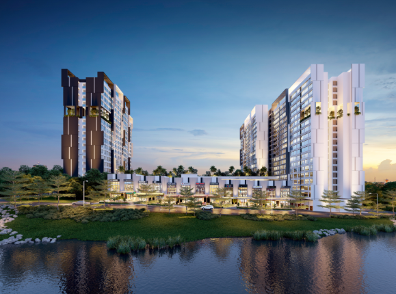 Overview of GAIA Residences