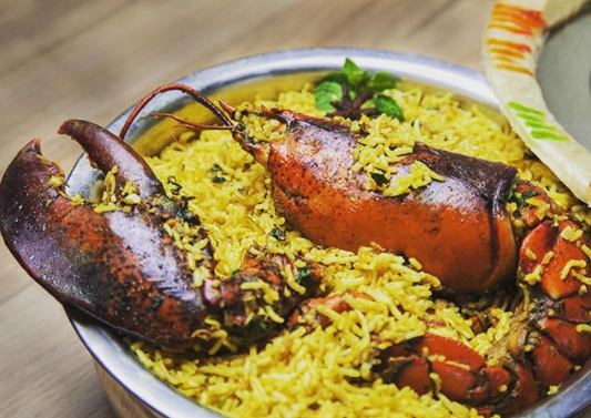 Image from Instagram @fiercecurryhse