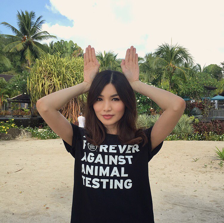 Image from Instagram @gemma_chan