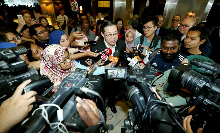 Image from NST Online