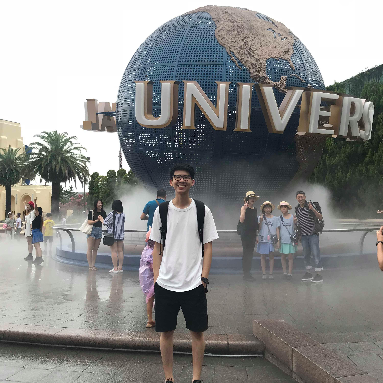 Obligatory tourist shot.