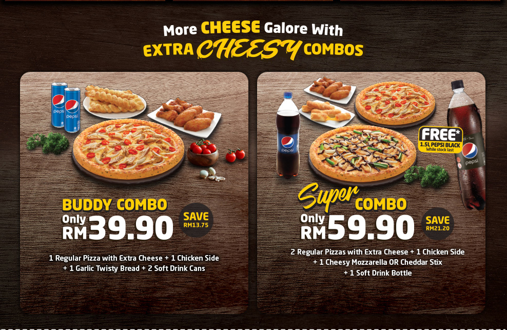 Image from Domino's