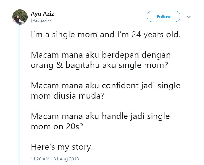 Image from Twitter @ayuazizz