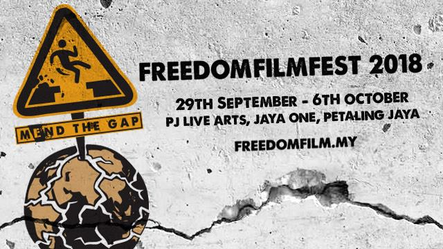 Image from FreedomFilmFest/Facebook