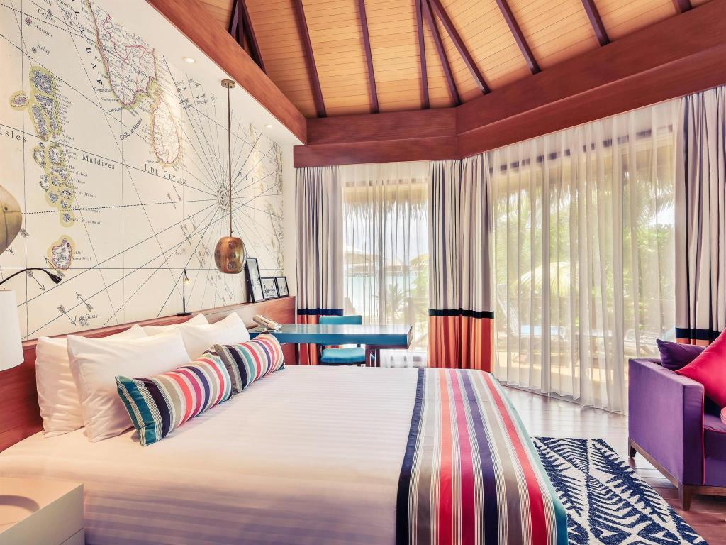 Image from Mercure Maldives Kooddoo Resort