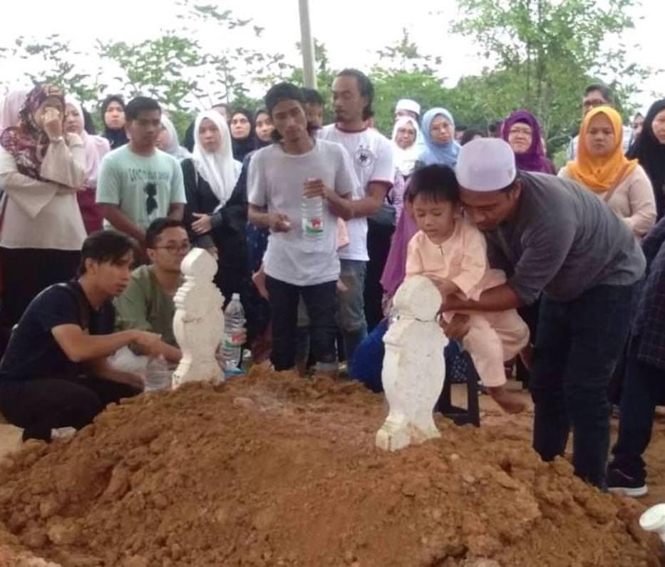 Image from Facebook Khairul Abdullah